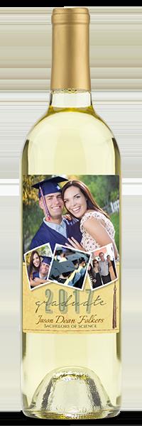 graduation gift bottle for him